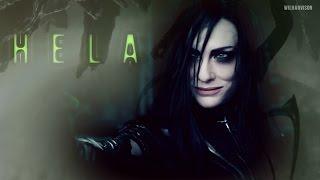 Hela - Born Ready [Thor: Ragnarok]