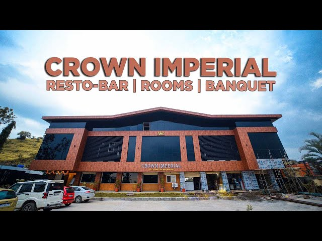Crown Imperial | Resto-Bar | Rooms | Banquet - by www.PhotologyArt.com