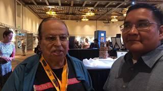 Santa Fe Indian Market 2018 Best Of Show - Interview | Mavasta Honyouti - Hopi