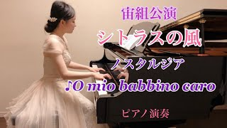 宝塚歌劇 宙組公演「シトラスの風」ノスタルジアの場面より♪O mio babbino caro を演奏しました。 プッチーニ作曲のオペラ「ジャンニ・スキッキ」の名曲アリアです♪ ...