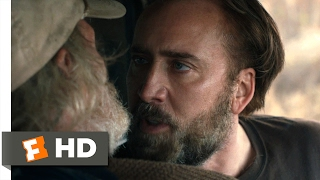 Joe (2013) - Get the Hell Away From Me Scene (8/10)   Movieclips