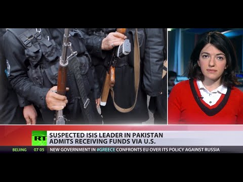 Suspected ISIS leader in Pakistan admits receiving funds via US - report