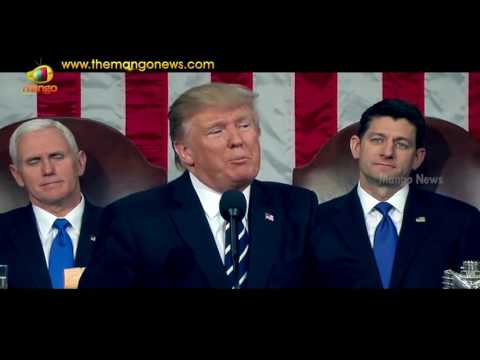 Donald Trump Congress Speech on Foreign Policy and NATO Support | United States | Mango News