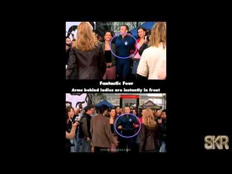 Movie Mistakes: Fantastic Four (2005)
