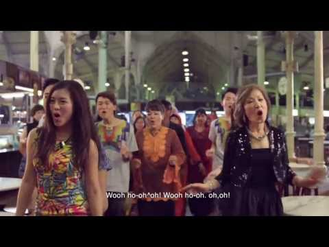 NDP 2013 Theme Song; One Singapore (Full HD)