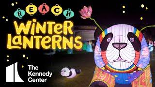 REACH Winter Lanterns | Jan. 22 - Feb 2