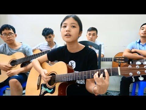 Lớp Guitar Thành Toe | HV Trả Bài