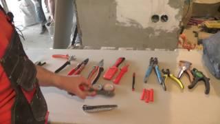 видео Распределительные коробки для электропроводки