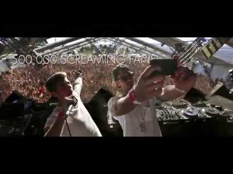 "#SELFIE Tour North America - ""That Time"" w/ The Chainsmokers #003"