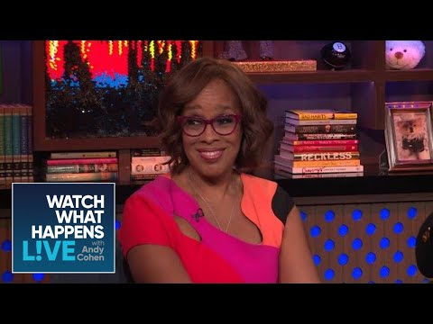 Gayle King's Favorite Gift From Oprah Winfrey | WWHL