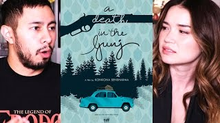 A DEATH IN THE GUNJ | Movie Review Discussion!