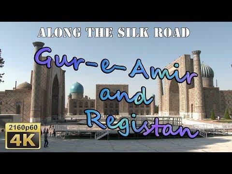Samarkand, Gur-e-Amir and Registan - Uzbekistan 4K Travel Channel