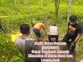 Geger, Tengkorak Manusia Ditemukan di Kebun Karet Kota Langsa Aceh