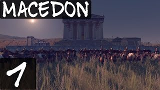 Total War Rome 2 : Emperor Edition : Macedon Part 1
