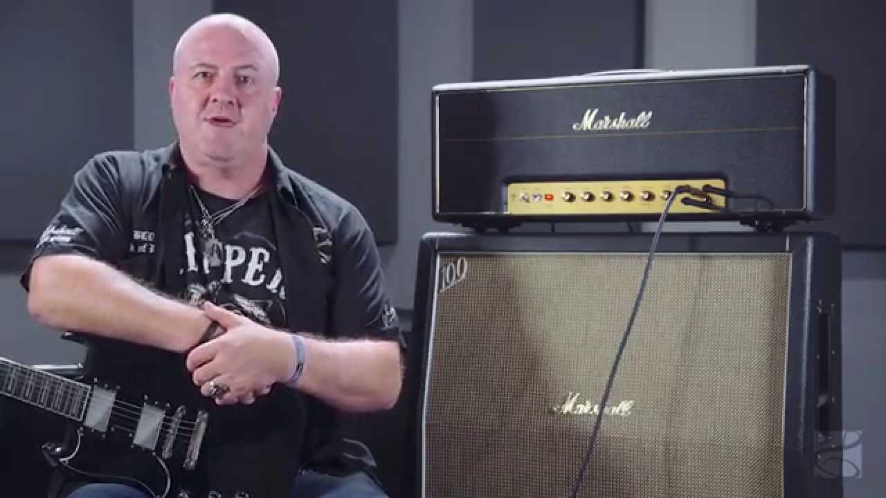 Marshall 1960ahw Or 1960bhw 120w 4x12 Extension Cabinet Youtube