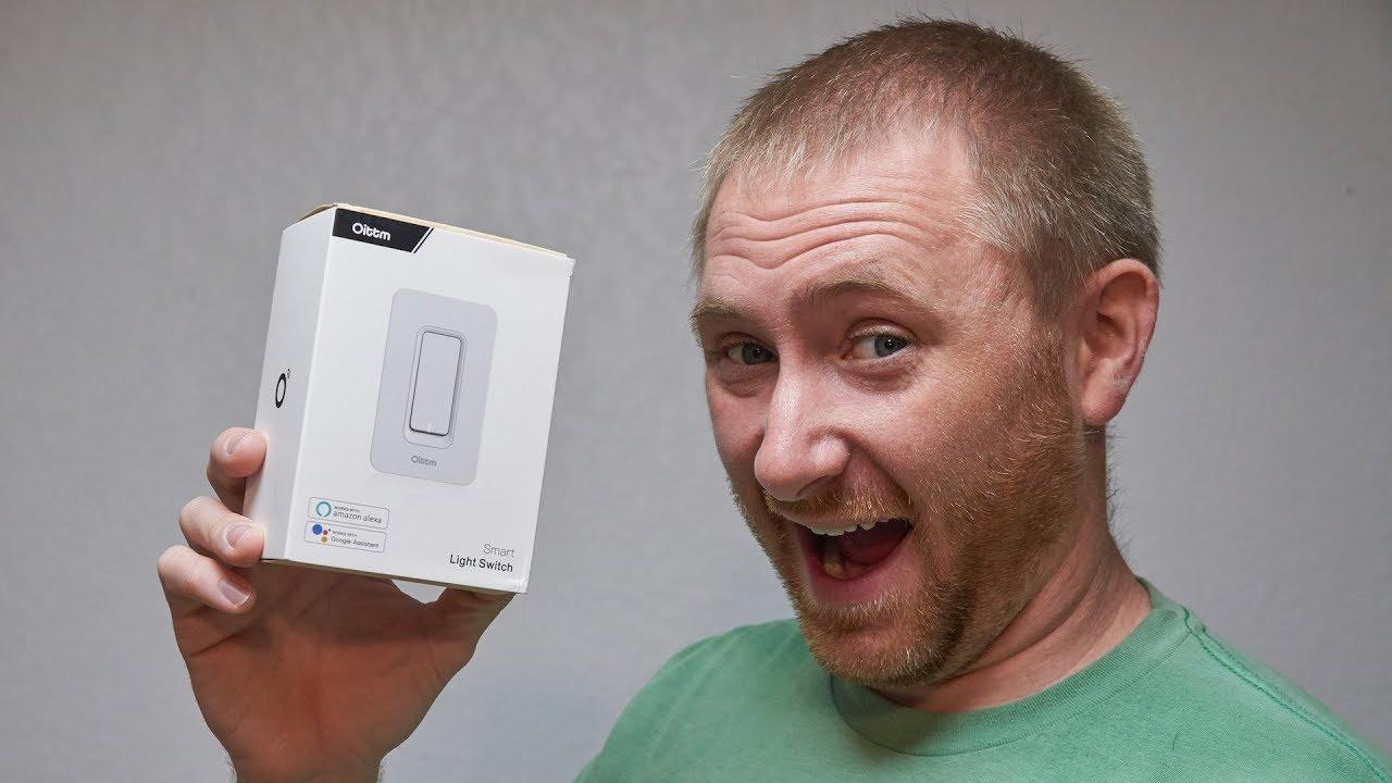 Oittm Smart WiFi Switch Review