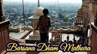 Barsana Dham Visit..