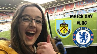 Download Video BURNLEY VS CHELSEA MATCH DAY VLOG! MP3 3GP MP4