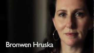 Meet Bronwen Hruska