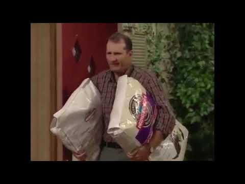 Married With Children's audience cheering is a little excessive