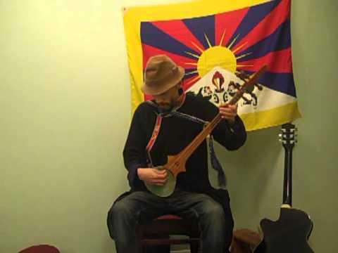 Tibetan folk songs 2011 by nawakyipo