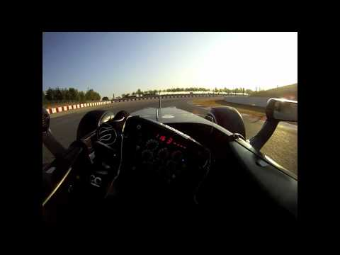 First Time Ever EyeLevel Camera Formula 1  Lucas di Grassi  Real Driver Point Of View