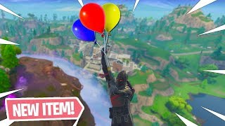 So uhhhh Fortnite added Balloons and they're op?
