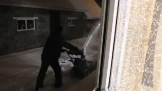 Снегоуборщик Hyundai S7065 смотреть