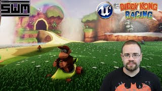 Diddy Kong Racing Unreal Engine 4 | Spawn Wave Plays