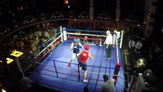 Ultra White Collar Boxing Colchester | Fight 7