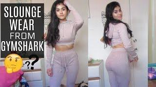 NEW GYMSHARK SLOUNGE WEAR! MY THOUGHTS?