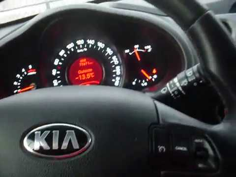 Отзыв владельца Kia Sportage 83 тысячи пробега