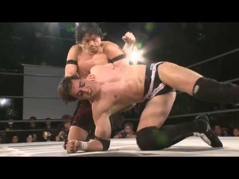 Full Match: Emil Sitoci vs. Akira Nogami (Tokyo, Japan)