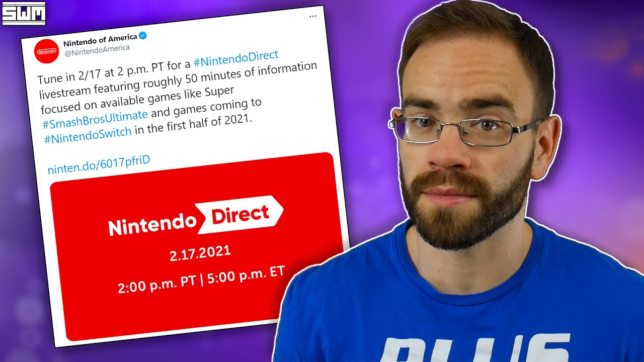 Nintendo Direct: How to watch, start times and what to expect