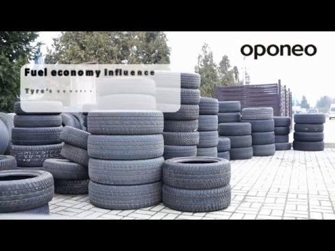 Tyres and fuel consumption ● Hints from Oponeo™