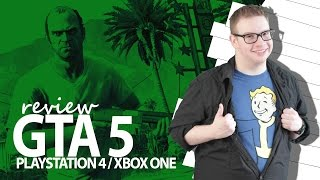 GamerGeeks Review - Grand Theft Auto V (PlayStation 4/Xbox One)