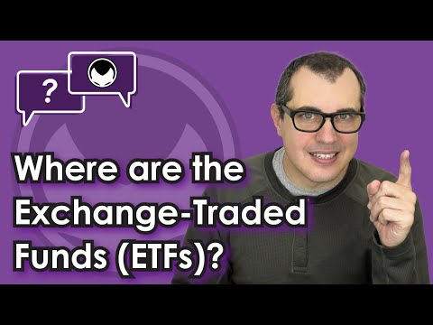Bitcoin Q&A: Where are the exchange-traded funds (ETFs)?