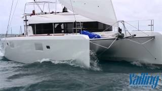 SAILING Magazine Lagoon 39 Boat Test