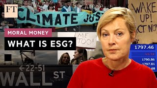 The FT's Gillian Tett explains ESG's importance | FT