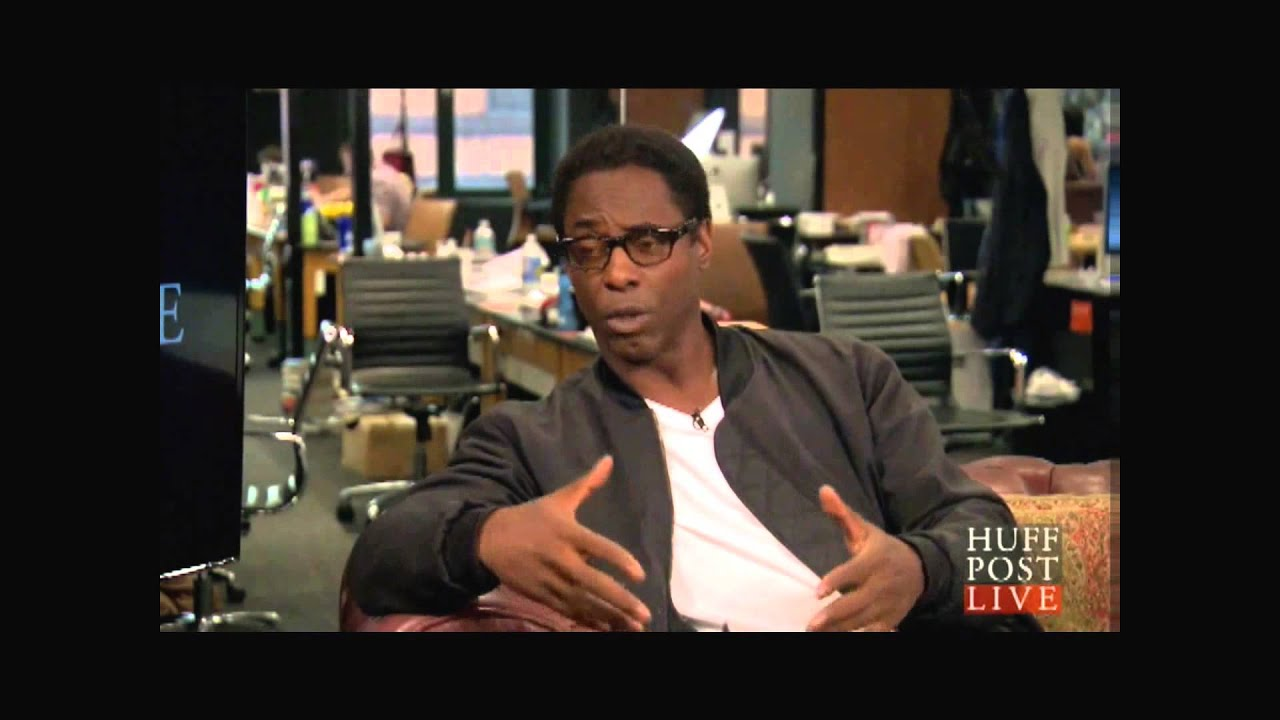 Actor Isaiah Washington LIVE - HuffPost(Triangle Road Entertainment/Ozon Films Producer Connection)