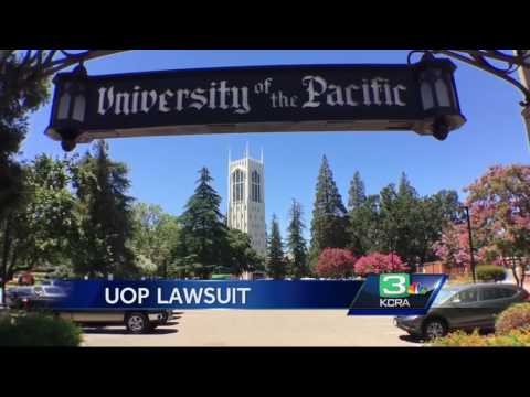 Former UOP student files lawsuit against university