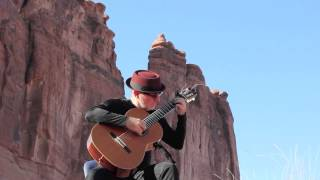 Alman - Robert Johnson (Michael Lucarelli, classical guitar)