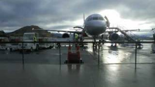 Queenstown Airport Time Lapse thumbnail