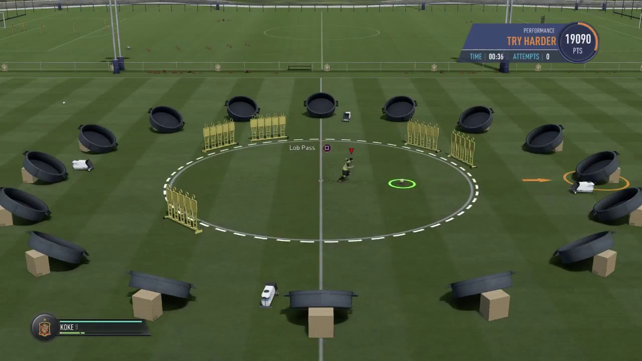 Image result for fifa 19 skill games