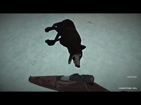 The Long Dark, Ep 3 Threw it on the GROUND