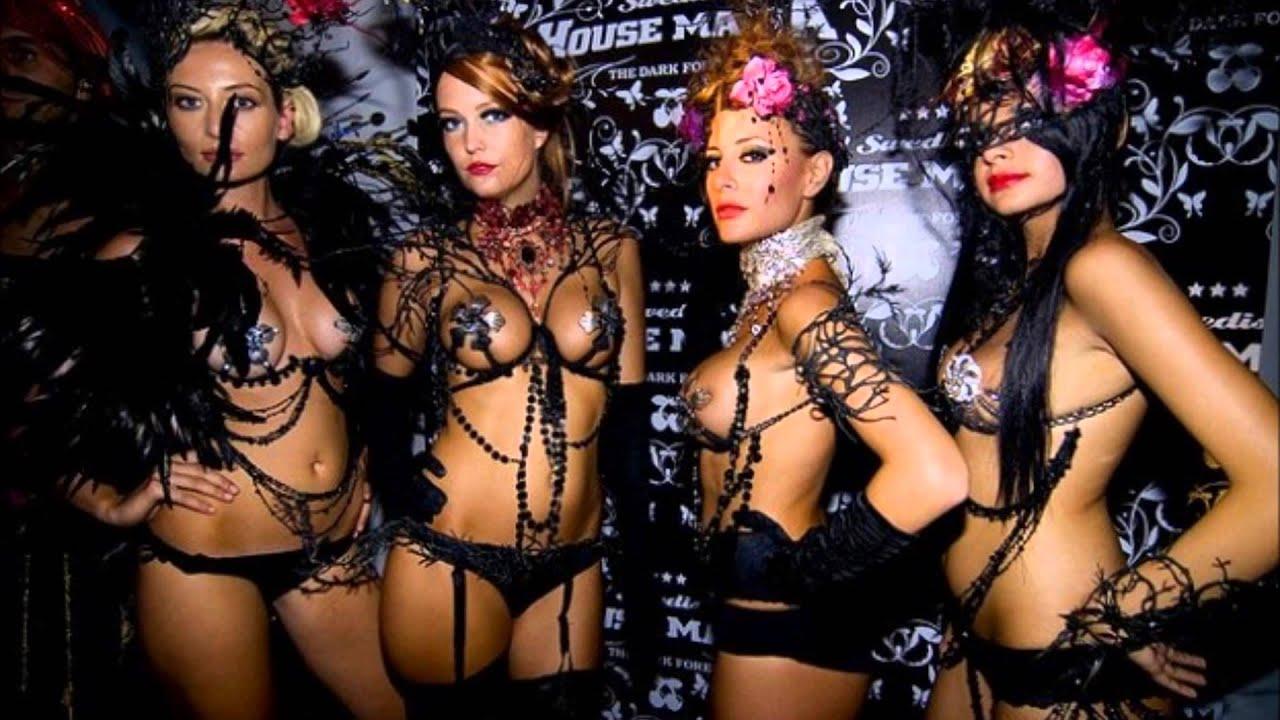 Daiya Japan Gogo Girls Super Group Striptease Dance Fun