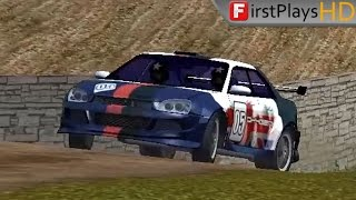 Euro Rally Champion (2004) - PC Gameplay / Win 10
