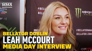 Leah McCourt Reveals 'Embarrassing' Meeting With Katie Taylor  - MMA Fighting