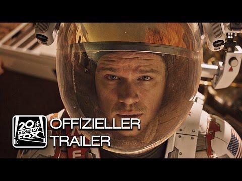Der Marsianer - Rettet Mark Watney | Trailer 2 | Deutsch HD (The Martian Ridley Scott)