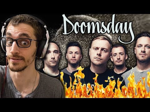 "Hip-Hop Head's FIRST TIME Hearing ARCHITECTS: ""Doomsday"" METAL REACTION"